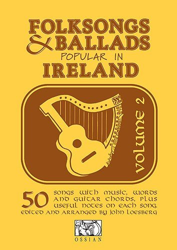 OMB2 Folksongs And Ballads Popular In Ireland Volume 2