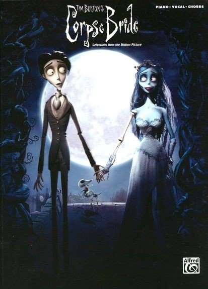 ALF27925 Corpse Bride Selections From the Motion Picture