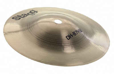 "STAGG DH-B7HB 7"" Double Hammered Bell Heavy тарелка bell"