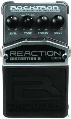 ROCKTRON Reaction Distortion 2