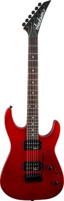 Jackson JS11 Dinky Red электрогитара