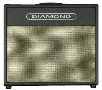 "DIAMOND DA 1x12 Open Back Cabinet гитарный кабинет, 30 Вт, 1 х 12 ""Celestion G12H, 16 Ом"