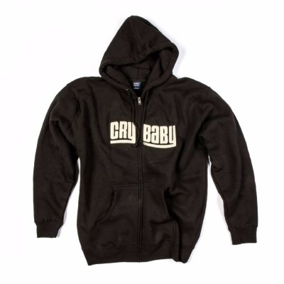DUNLOP DSD20-MZH-S Cry Baby Men's Zip Hoodie Small худи