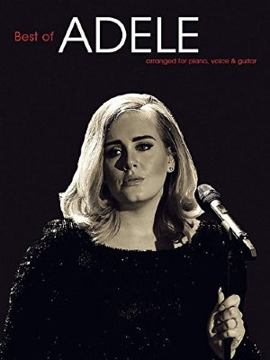 AM1011351 ADELE BEST OF PVG BOOK UPDATED EDITION