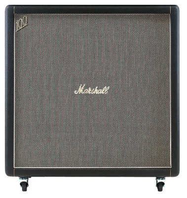 MARSHALL 1960BHW HANDWIRED 120W 4X12 BASE CABINET
