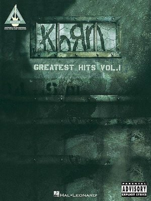 HAL LEONARD RVRN KORN GREATEST HITS VOL1