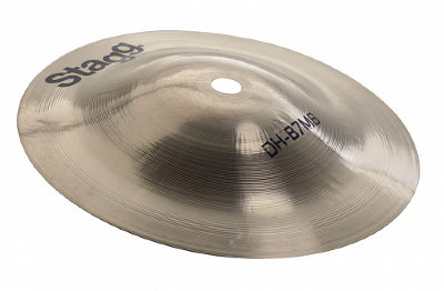 "STAGG DH-B7MB 7"" Double Hammered Bell Medium тарелка bell"