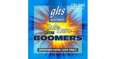GHS CR-GBL 10-46 Light Boomers Electrics струны для электрогитары