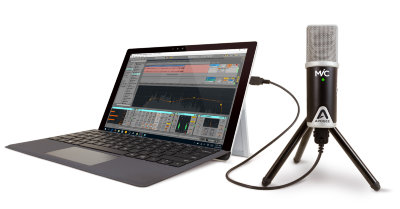 APOGEE MiC96K-WIN-MAC микрофон USB для iOs устройств