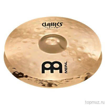 Meinl CC-EM480 Classics Custom Extreme Metal Matched Cymbal Set комплект тарелок