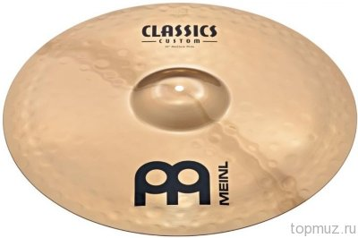 "MEINL CC20MR-B 20"" Classics Custom Medium ride тарелка"