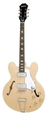 EPIPHONE CASINO NATURAL полуакустическая электрогитара