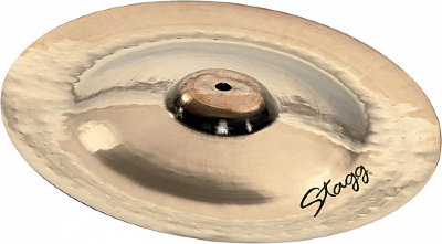 "STAGG DH-CH16B 16"" brilliant тарелка china"
