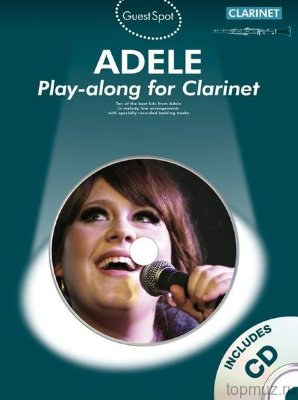 AM1003618 Guest Spot: Adele Clarinet