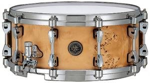 "TAMA PMM146-STM кленовый малый барабан 6'X14' серия STARPHONIC Maple Shell 6""x14"": 6mm/6ply maple + outer 1ply mappa burl Color"