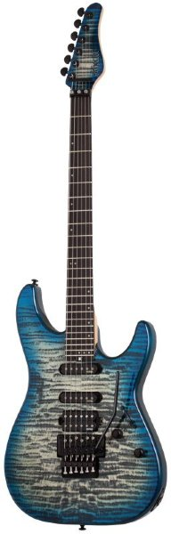 SCHECTER SUN VALLEY SUPER SHREDDER FR III SKYB электрогитара