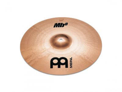 "MEINL MB8-17MC-B 17"" Mb8 Medium Crash тарелка крэш"