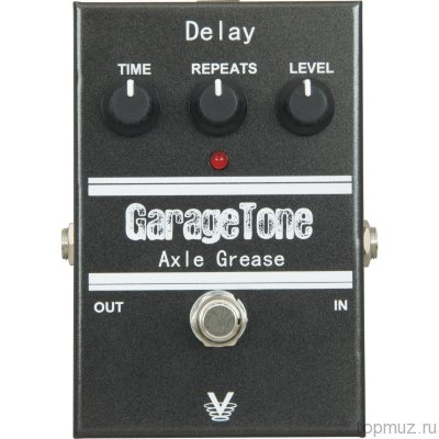 VISUAL SOUND GTAG Garage Tone Axle Grease Delay