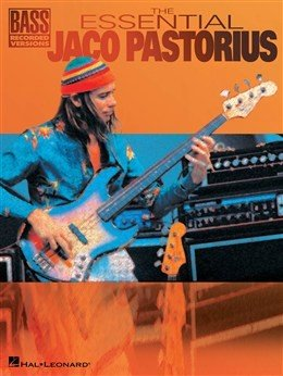 HL00690420 - THE ESSENTIAL JACO PASTORIUS BGTR