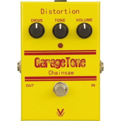 VISUAL SOUND GTCHAIN Garage Tone Chainsaw Distortion