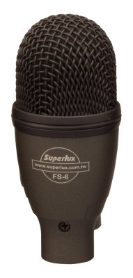 Superlux FS6 микрофон для малого барабана