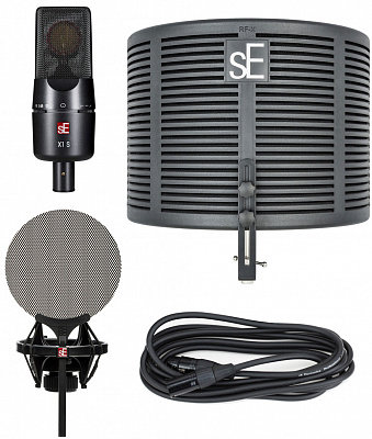 SE ELECTRONICS X1 S STUDIO BUNDLE микрофон вокальный динамический