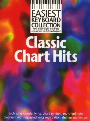AM959904 Easiest Keyboard Collection: Classic Chart Hits