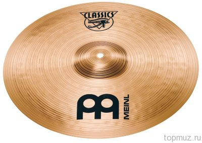 "MEINL C18PC 18"" Classics Traditional Powerful Crash тарелка"