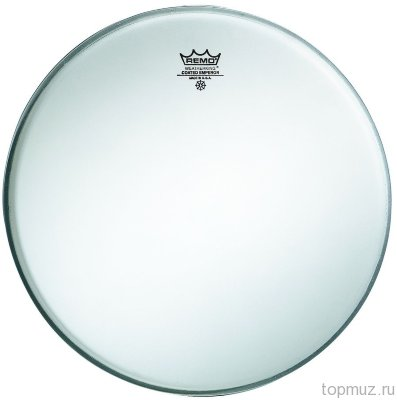 Пластик для барабана REMO BE-0310-00 EMPEROR CLEAR, 10'' прозрачный