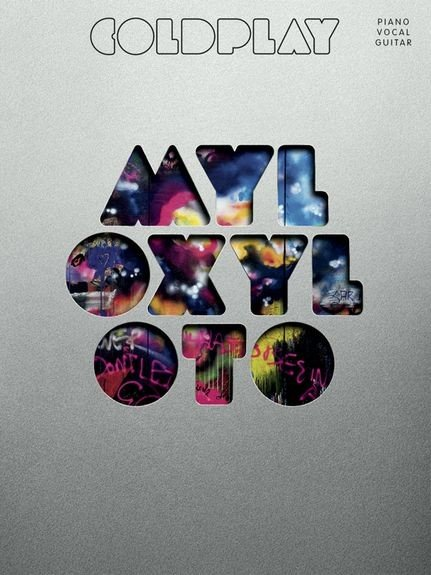 AM1004190 Coldplay: Mylo Xyloto (PVG)