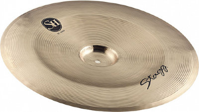 "STAGG SH-CH18R 18"" regular тарелка china"