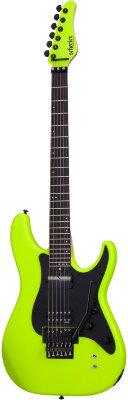 SCHECTER SUN VALLEY SUPER SHREDDER FR S BIRCH GREEN электрогитара