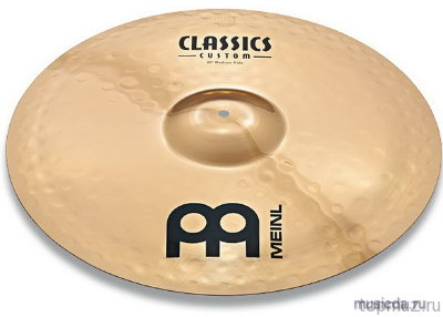 MEINL CC20PR-B Classics Custom Powerful ride тарелка