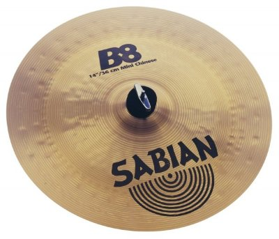"SABIAN B8 14"" MINI CHINESE china тарелка"