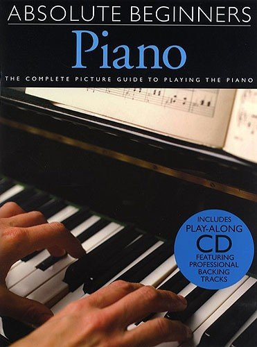 AM986425 Absolute Beginners: Piano Book One