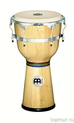 "Джебме MEINL FLOATUNE SERIES WOOD DJEMBE DJW3NT 12"" деревянный"