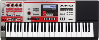 Синтезатор CASIO XW-G1