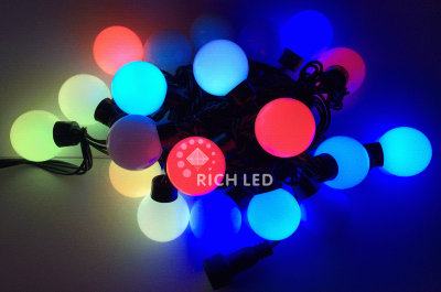Гирлянда RICH LED RL-T5-20C-40B / -RGB