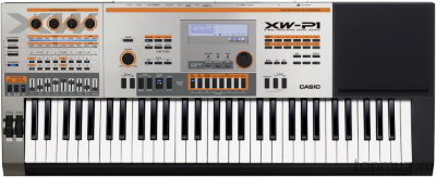 Синтезатор CASIO XW-P1