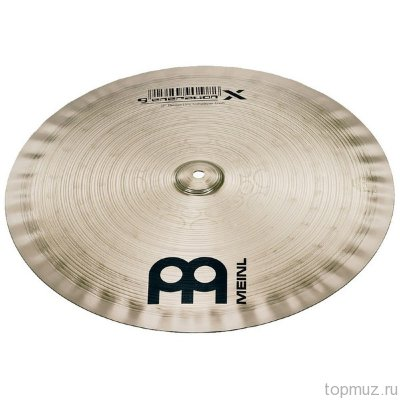 "MEINL GX-17KС 17"" Generation X Kompressor Crash тарелка"