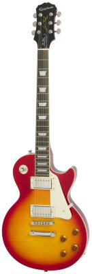 EPIPHONE LES PAUL STANDARD PLUS TOP PRO HERITAGE CHERRY BURST