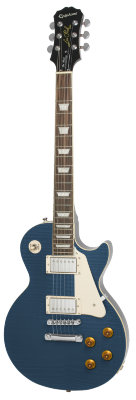 EPIPHONE LES PAUL STANDARD PLUS TOP PRO TRANS BLUE