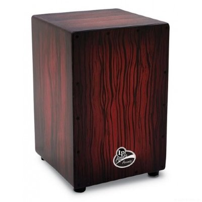 LATIN PERCUSSION LPA1332-SBS Aspire Accents Cajon Sunburst Streak кахон