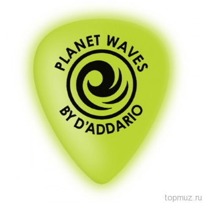 Медиаторы PLANET WAVES 1CCG6-10 Heavy 10 шт.
