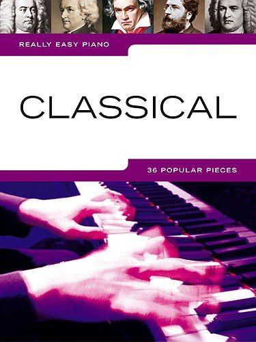 AM980419 Really Easy Piano: Classical