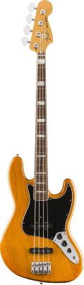 FENDER VINTERA '70S JAZZ BASS®, PAU FERRO Fingerboard AGED NATURAL 4-струнная бас-гитара