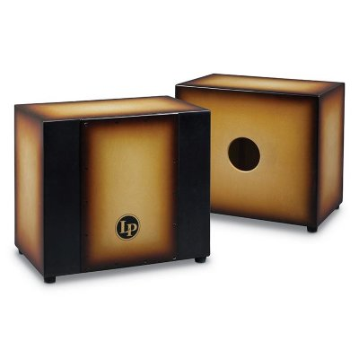 "LATIN PERCUSSION M1401VSB Matador Triple Percussion Cajon Vintage Sunburst тройной кахон 18""Вх20""Шх13 3/4Г"