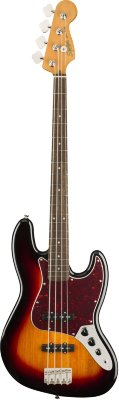FENDER SQUIER SQ CV 60s JAZZ BASS LRL 3TS 4-струнная бас-гитара