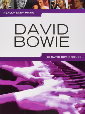 AM1011791 REALLY EASY PIANO DAVID BOWIE PF BOOK