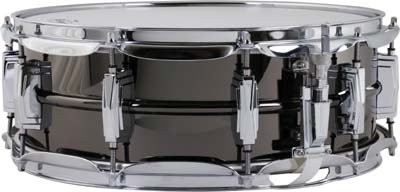 "LUDWIG LB416 14""*5"" Black Beauty series малый барабан, фурнитура Imperial lugs"
